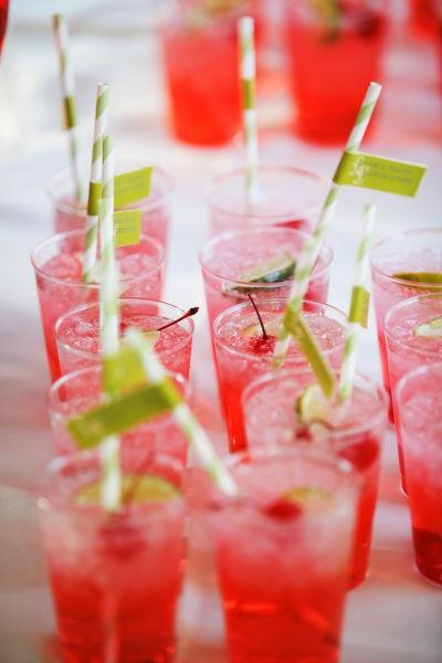 refreshing signature drinks - Gideon