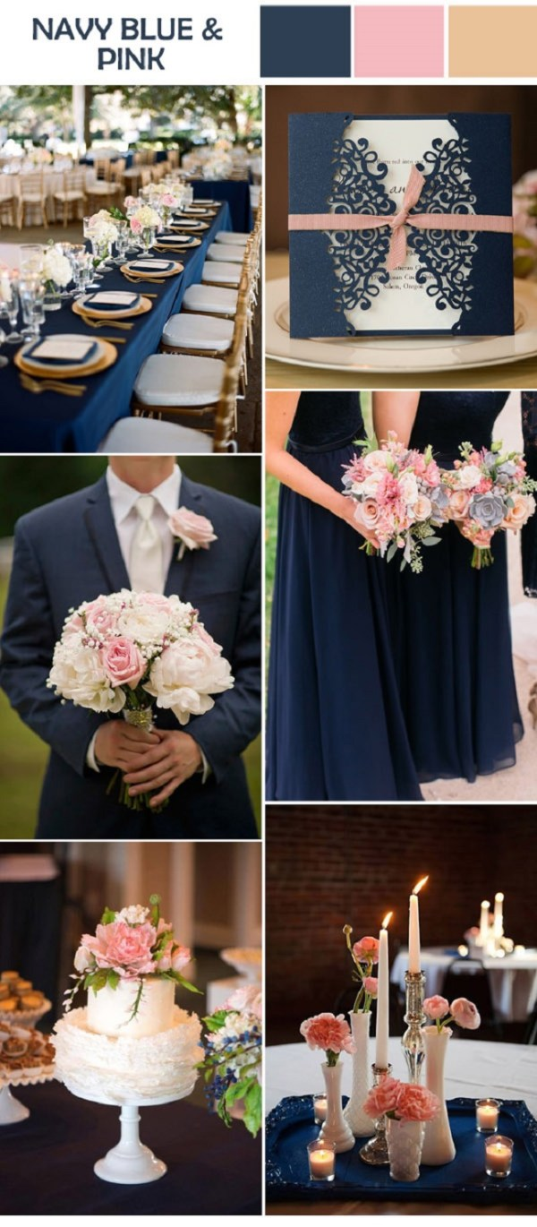 9 fall wedding colors trends in wedding invitations