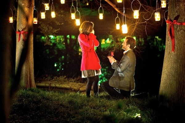 Light up the proposal