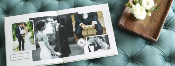 Photo Album trendy - 123WeddingCards