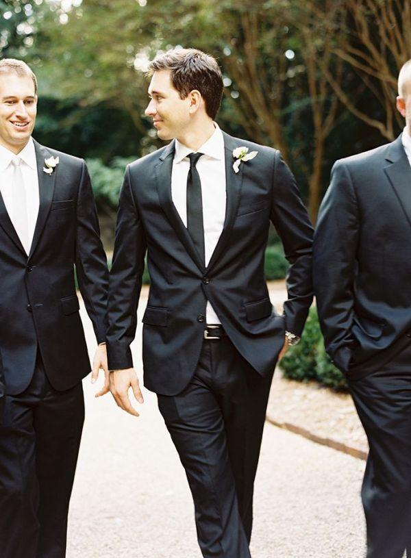 classic wedding attire ideas for groom - 123WeddingCards