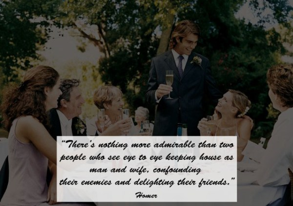 Great Quotes to Use as Wedding Toast 2 - 123WeddingCards