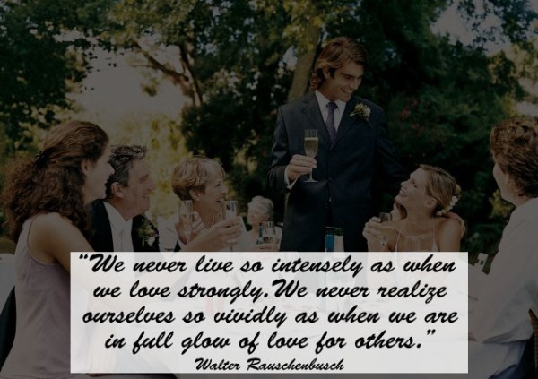 Great Quotes to Use as Wedding Toast 7 - 123WeddingCards