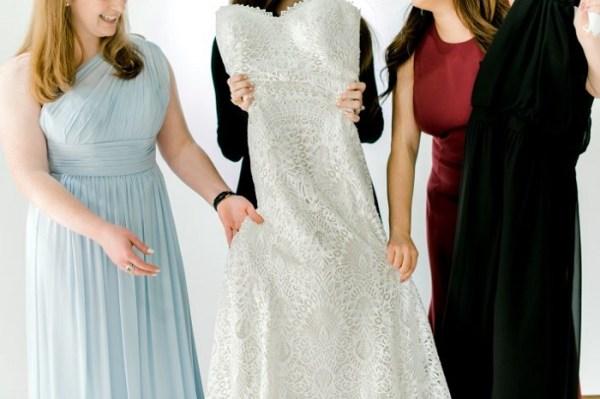 Choose your wedding dress