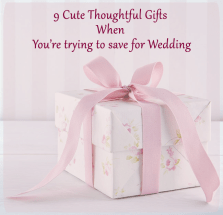 cute and thoughtful gift ideas