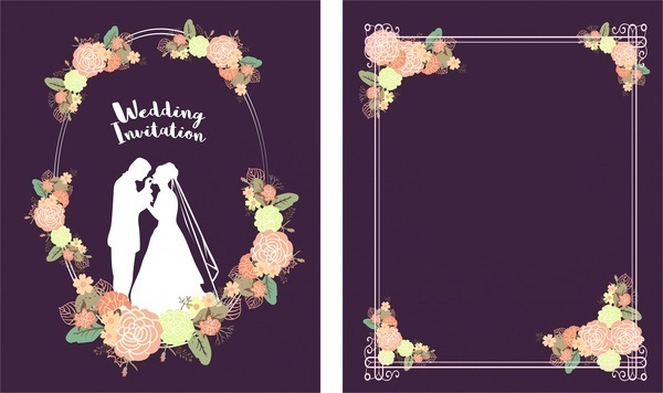 The Vow- Wedding Invitation-123WeddingCards
