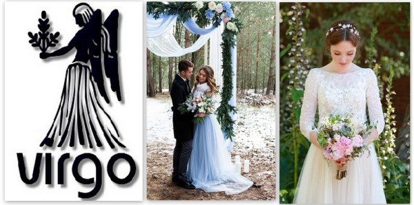 Let your zodiac sign decide your wedding aesthetics for a flawless wedding-123WeddingCards