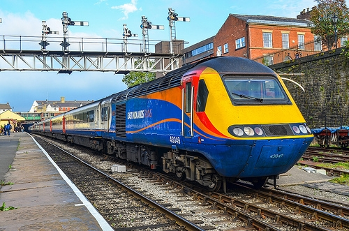 43049 at Bury Bolton Street on the East Lancashire Railway (c) Jack Needham