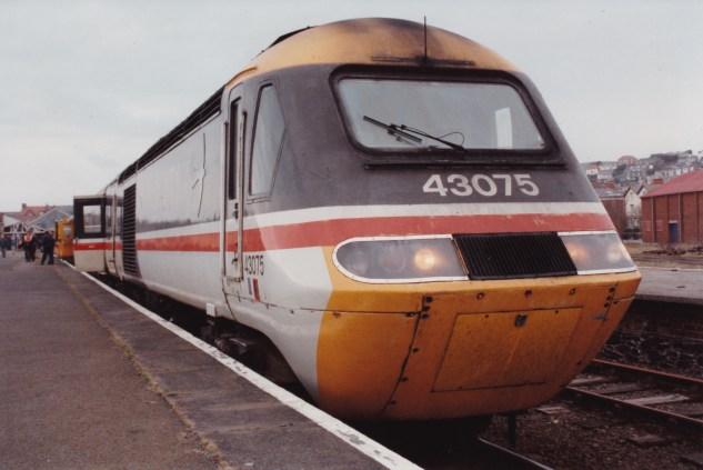 43075 seen at Aberystwyth (c) Chris Martin