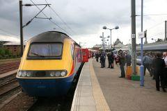 43082 seen at Norwich on the Mid Norfolk Marauder (c) Dave Mulligan
