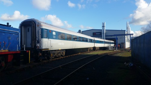 125 Group Coaches fresh from their repaint