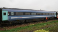 12092 seen at Long Marston whilst being inspected