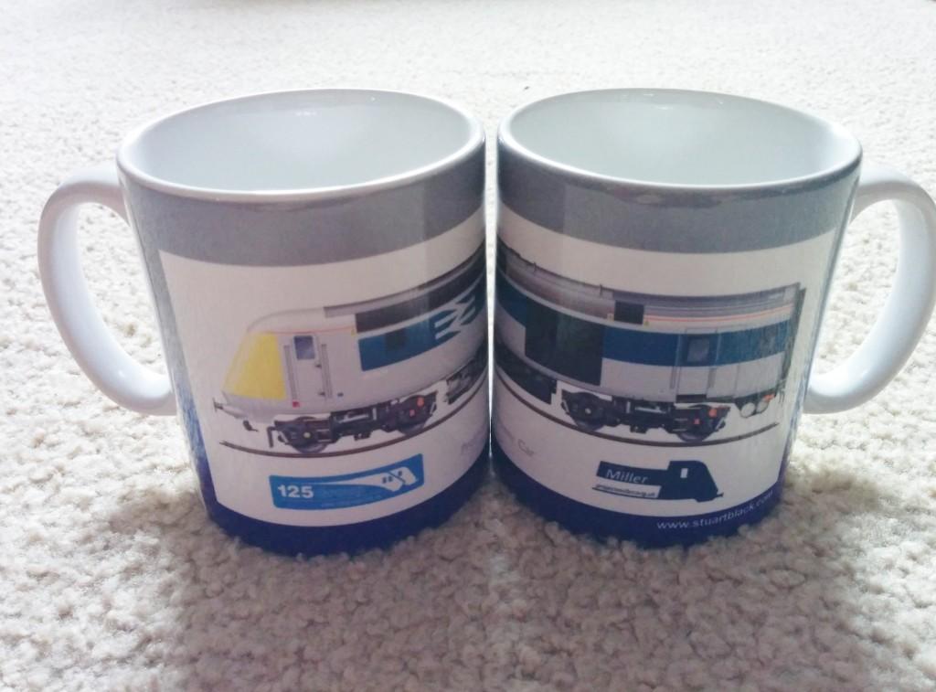 41001 – The Prototype HST – Mug
