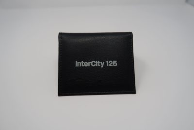 Front view of Intercity 125 Ticket Wallet