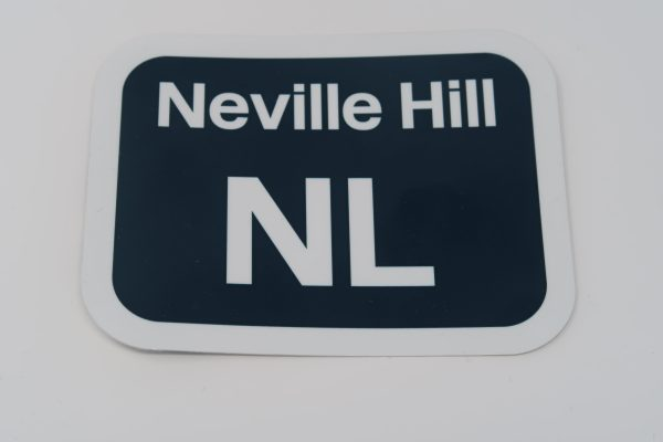 Neville Hill (NL) Traditional depot sticker