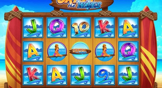 catch the waves slot game