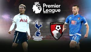 2017-2018-Premier-League-Prediction-Tottenham-vs-Bournemouth