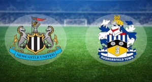 newcastle united vs huddersfield