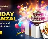 Receive massive rewards through 12BET Birthday Bonanza