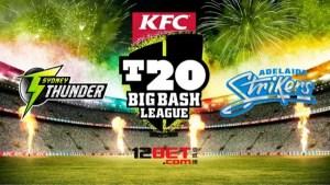 12BET-Predictions-BBL-Sydney-Thunder-vs-Adelaide-Strikers