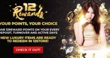 Be 12VIP now and redeem 12BET India's rewarding treats!