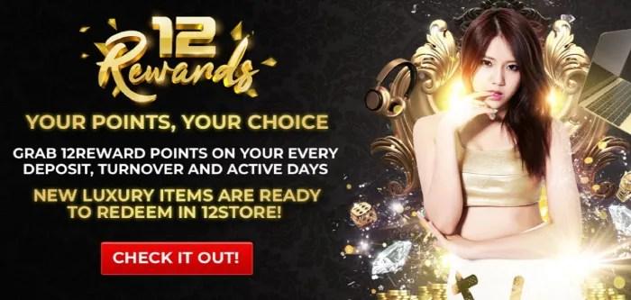Be 12VIP now and redeem 12BET India's rewarding treats!