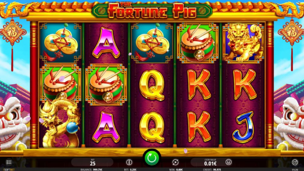 The Fortune Pig slot game