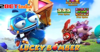 12BET India: Lucky Bomber slot game review
