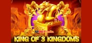 12BET India: King of 3 Kingdoms slot game review and 12BET's 1,212 lucky Friday winners!