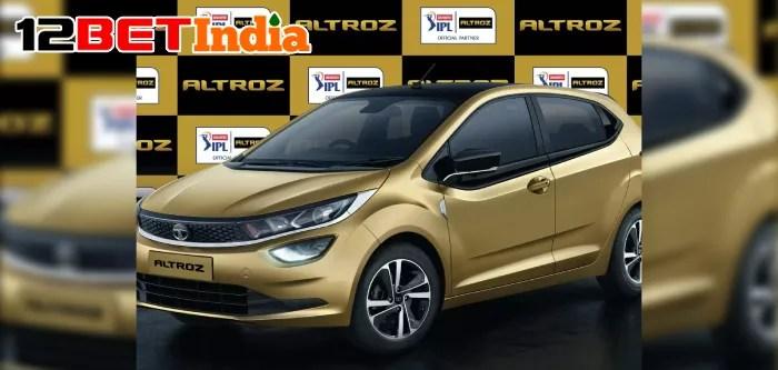 12BET India News: Tata Motors announced Altroz as IPL official partner