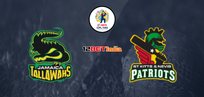 CPL T20 Match Preview: Jamaica Tallawahs vs St Kitts and Nevis Patriots