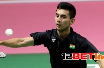 12BET India News Indian shuttler Lakshya Sen shines as competitive badminton returns