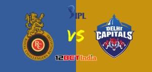 12BET Predictions IPL 2020 Match 19 Royal Challengers Bangalore Vs Delhi Capitals