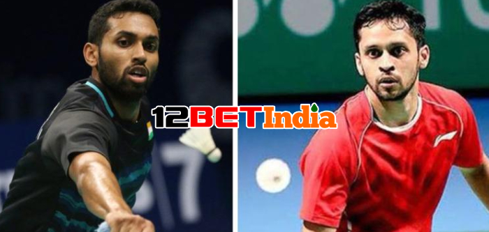 12BET India News Four top Indian men's badminton players tested positive for COVID-19