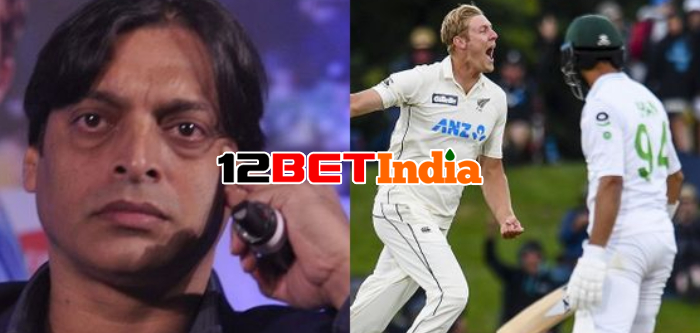 Shoaib Akhtar Slams PCB For Poor Team Display In New Zealand