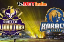 12BET Predictions PSL 2021 Match 1 Karachi Kings vs Quetta Gladiators