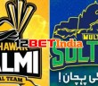 12BET Predictions PSL 2021 Peshawar Zalmi vs Multan Sultans