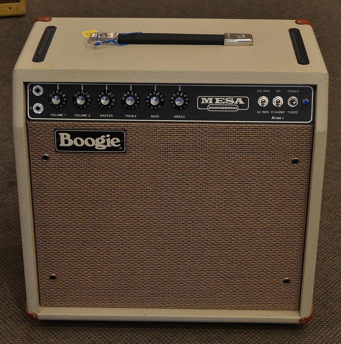 Mesa Boogie Mark 1 Reissue Mid 2000s  www12fretcom