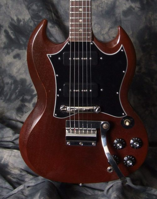 small resolution of gibson sg special 1969 c top