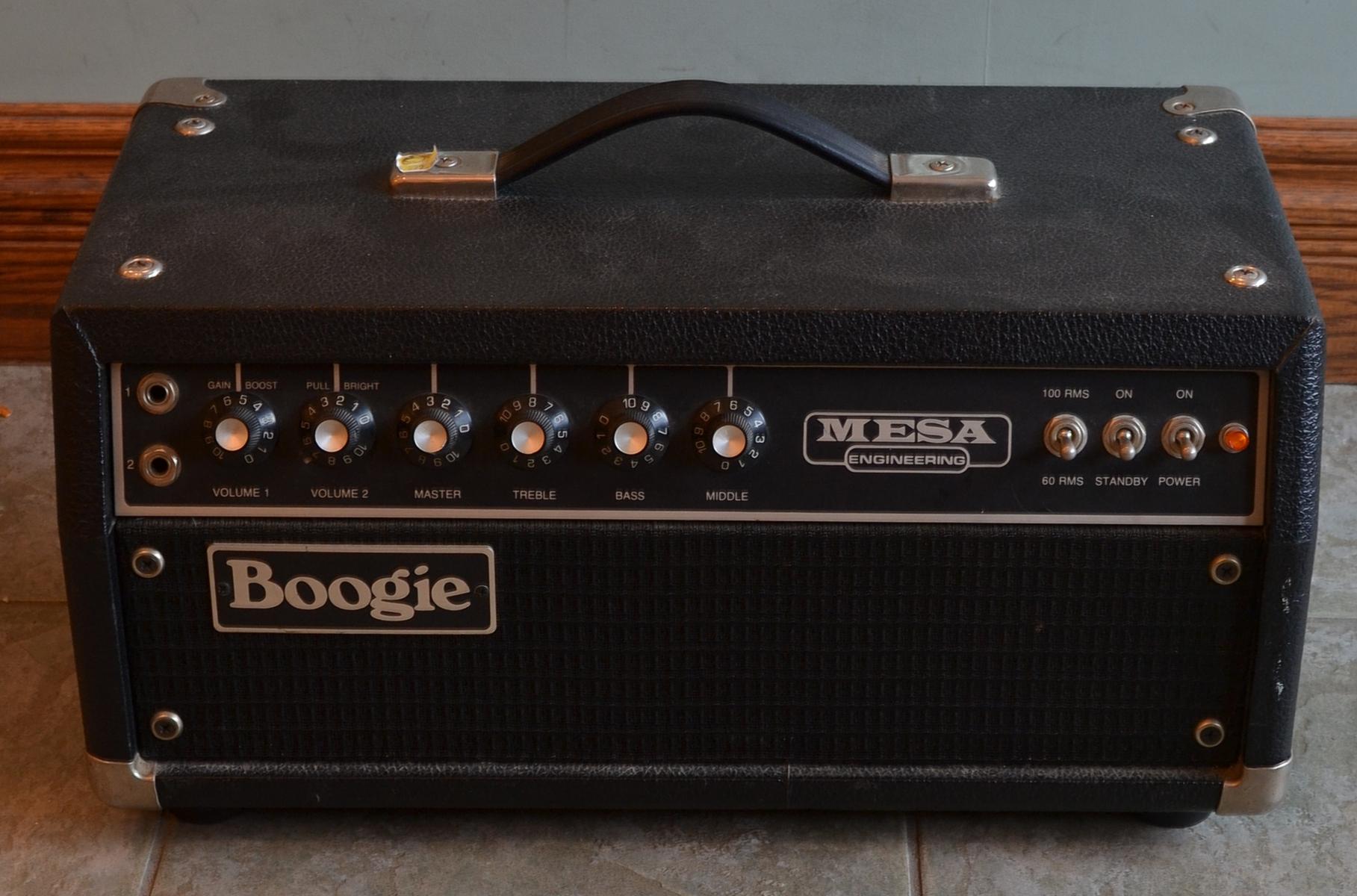 Mesa Boogie Mark 1 mid 70s Consignment  www12fretcom