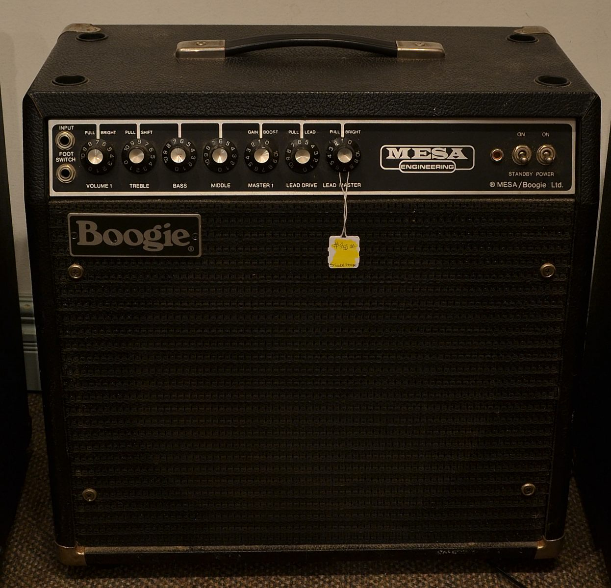 Mesa Boogie Mark V Greenback