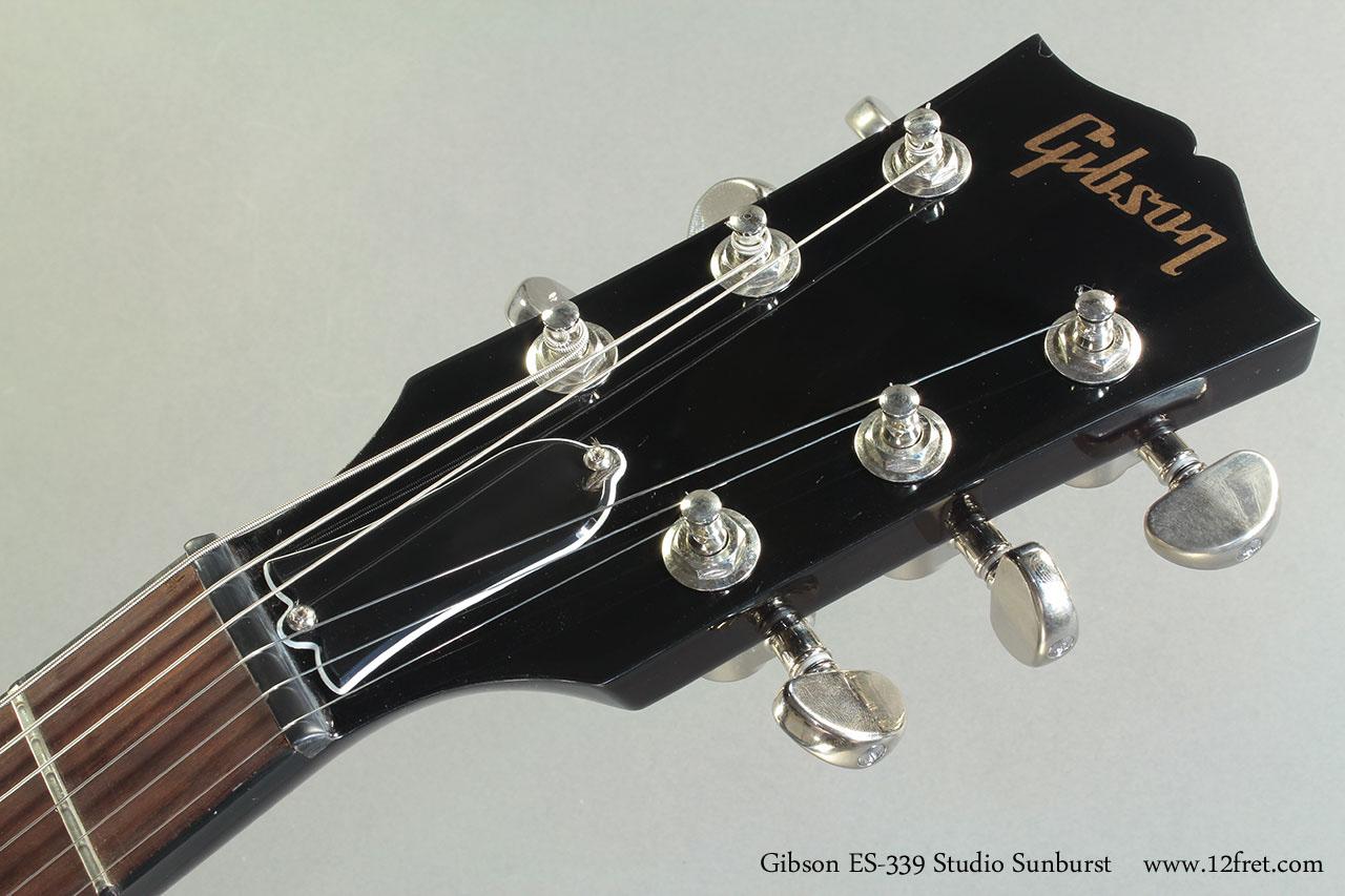 gibson es 339 studio