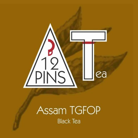 Assam TGFOP Black Tea Label