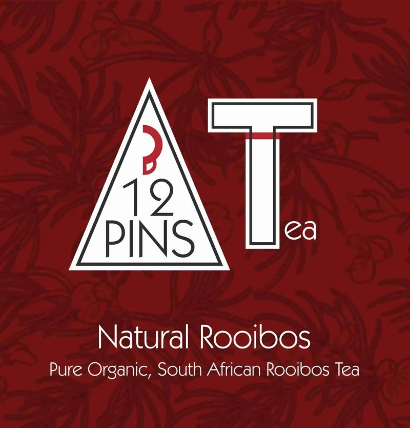 Natural Organic Rooibos Tea Label