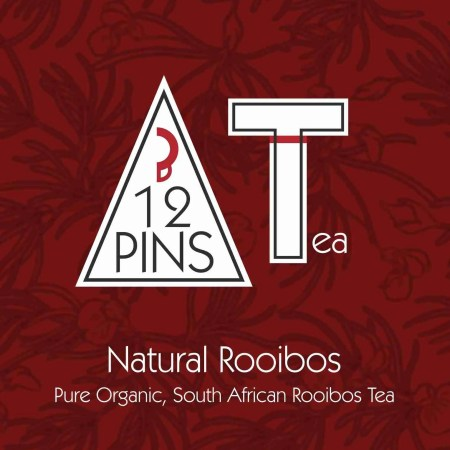 Natural Organic Rooibos Tea Label