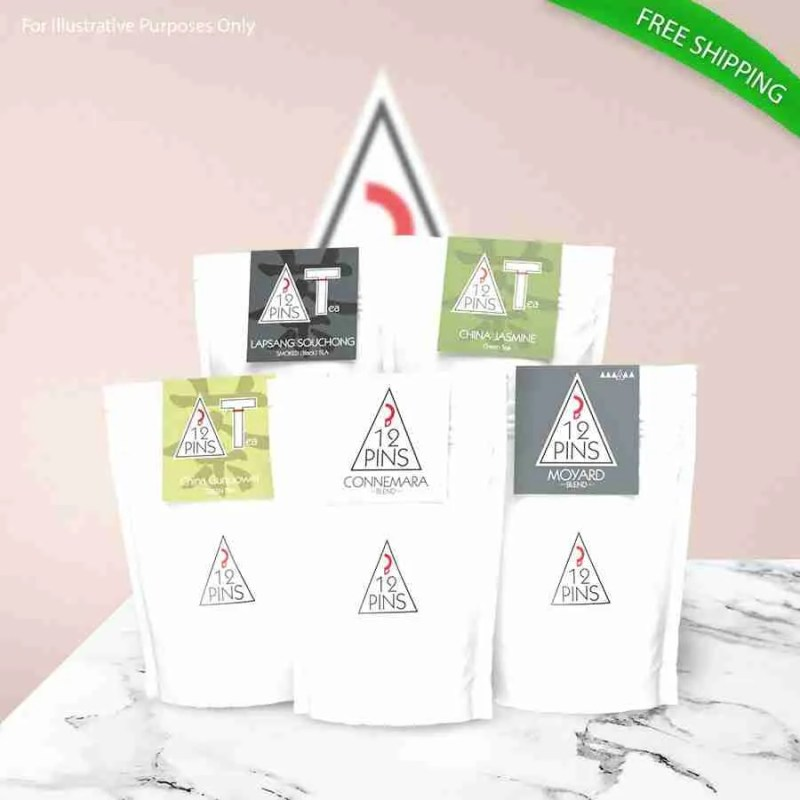 Coffee and Chinese Tea Gift Pack