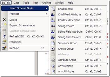 BizTalk Keyboard Shortcuts