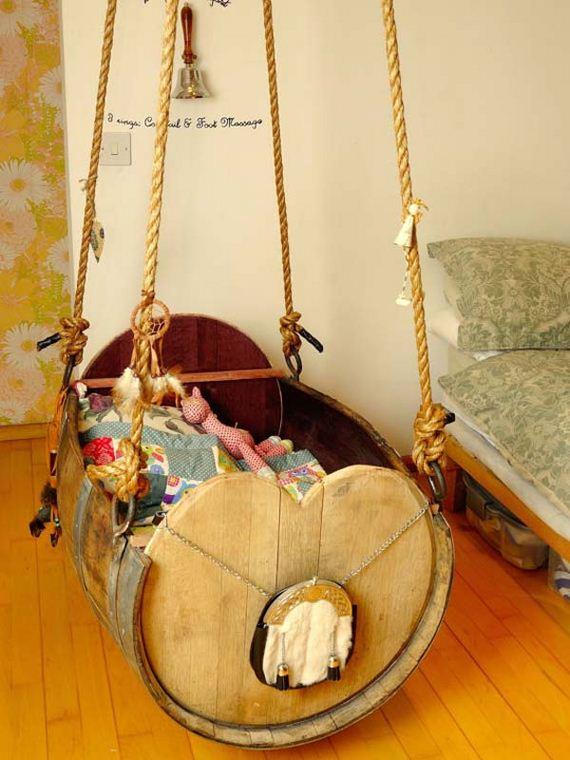 Amazingly DIY Patio and Garden Swings  12thBlog