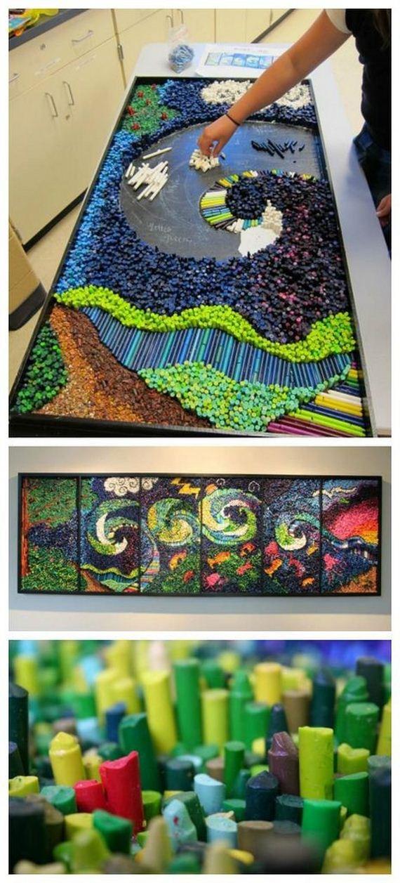 Amazing DIY Mosaic Projects