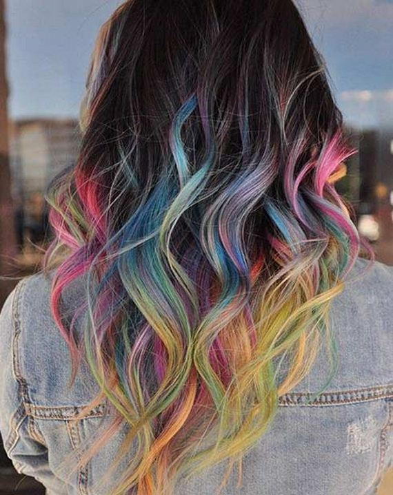 Colorful Hair Looks To Inspire Your Next Dye Job